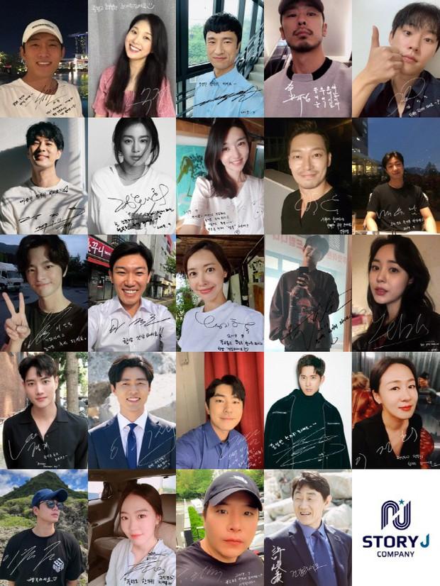 Gần 100 sao Hàn đình đám chúc Tết Trung thu 2019: BTS và dàn idol diện hanbok, Suzy cùng chúc với tình mới - Ảnh 6.