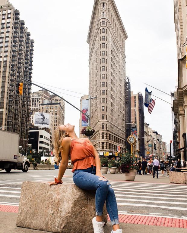 """Tòa nhà mỏng nhất thế giới trở thành background sống ảo """"ngàn vàng"""" ở New York, hình check-in lúc nào cũng ngập tràn Instagram! - Ảnh 13."""