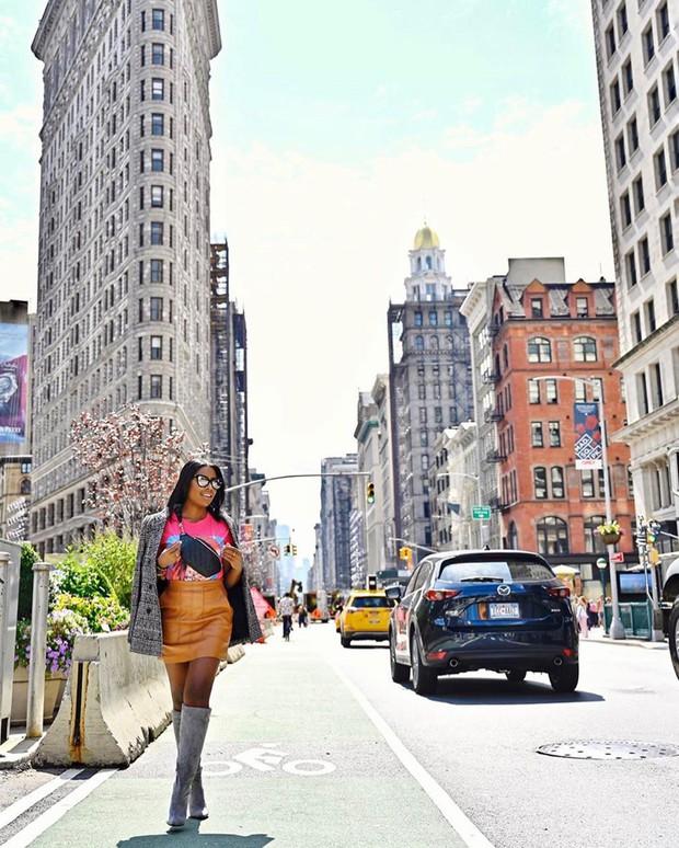 """Tòa nhà mỏng nhất thế giới trở thành background sống ảo """"ngàn vàng"""" ở New York, hình check-in lúc nào cũng ngập tràn Instagram! - Ảnh 22."""