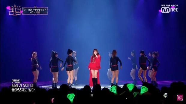 Yuqi ((G)I-DLE) vô tình chiếm hết spotlight của đàn chị Park Bom chỉ vì... mái tóc cây dừa - Ảnh 3.