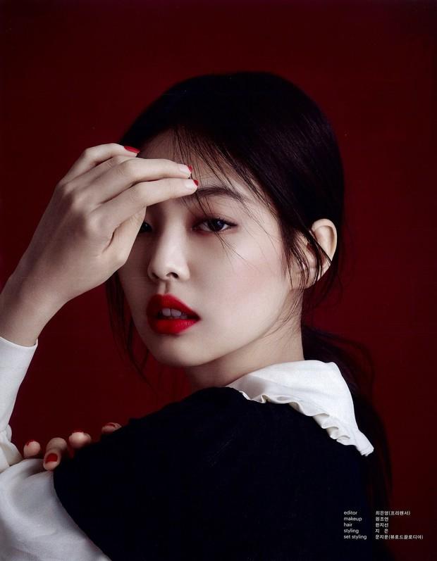 Idol Hàn khi makeup theo style ma cà rồng: ai cũng hút hồn nhưng đỉnh nhất vẫn là bộ 3 visual Tzuyu - Jisoo - Irene - Ảnh 3.