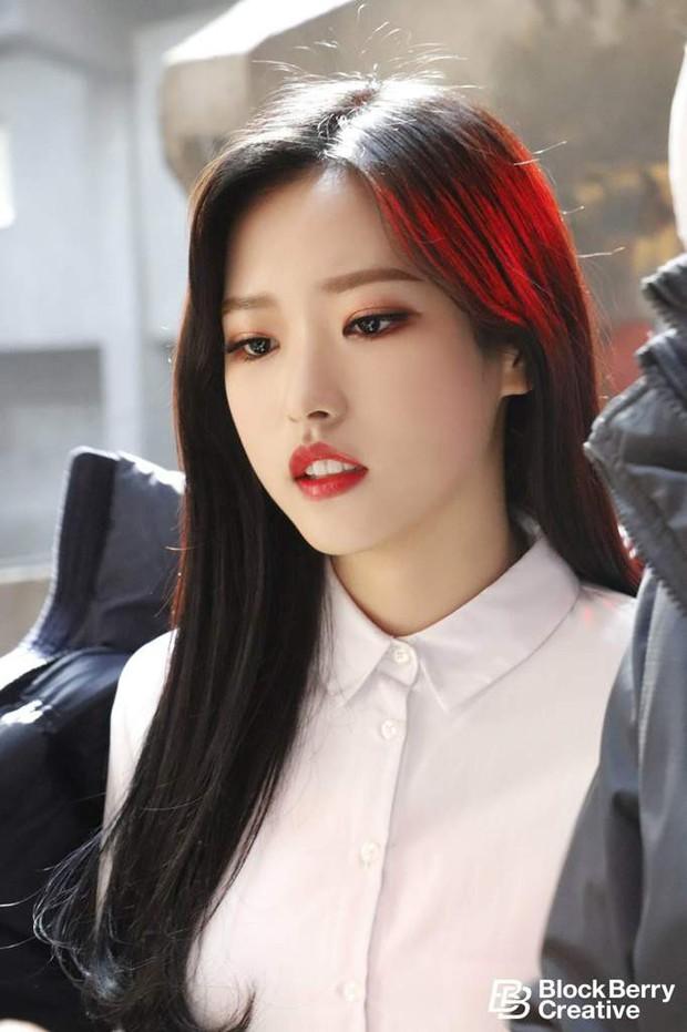 Idol Hàn khi makeup theo style ma cà rồng: ai cũng hút hồn nhưng đỉnh nhất vẫn là bộ 3 visual Tzuyu - Jisoo - Irene - Ảnh 4.