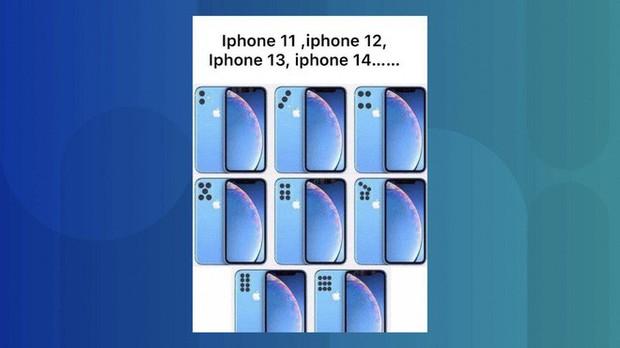 Dân mạng Trung Quốc thi nhau dìm hàng iPhone mới, nhưng lại thích màu Xanh bóng đêm, tuy vậy 70% không mua - Ảnh 3.