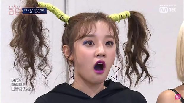 Yuqi ((G)I-DLE) vô tình chiếm hết spotlight của đàn chị Park Bom chỉ vì... mái tóc cây dừa - Ảnh 6.