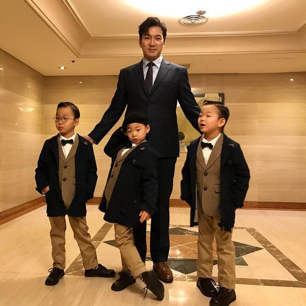 Quan điểm nuôi con đối lập của các ông bố bà mẹ nổi tiếng xứ Hàn Quốc: Người tích cực khoe con trên cả tạp chí, người giấu kín như bưng - Ảnh 9.