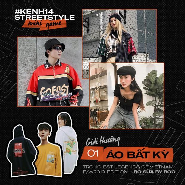 Mini Game #kenh14streetstyle tuần 2: khoe ảnh OOTD rinh ngay áo Bò Sữa by Boo chất như nước cất - Ảnh 2.