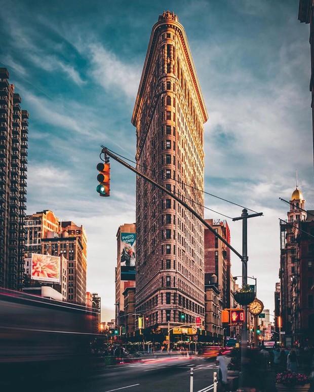 """Tòa nhà mỏng nhất thế giới trở thành background sống ảo """"ngàn vàng"""" ở New York, hình check-in lúc nào cũng ngập tràn Instagram! - Ảnh 5."""