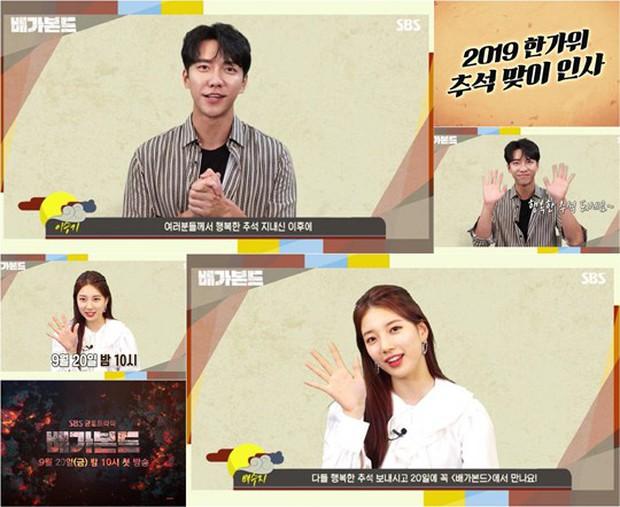 Gần 100 sao Hàn đình đám chúc Tết Trung thu 2019: BTS và dàn idol diện hanbok, Suzy cùng chúc với tình mới - Ảnh 8.