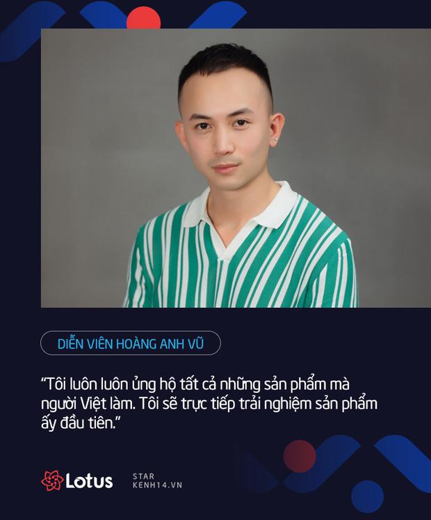 Dàn sao Việt nói gì trước thềm ra mắt MXH Lotus: HHen Niê muốn lan tỏa những điều tích cực, Chi Pu, Ninh Dương Lan Ngọc đặt niềm tin vào sản phẩm của người Việt - Ảnh 8.