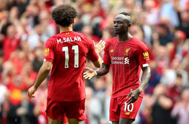 Gạt bỏ hục hặc, cặp đôi Salah - Mane tỏa sáng giúp Liverpool ngược dòng đánh bại Newcastle để tiếp tục bay cao trên ngôi đầu Ngoại hạng Anh - Ảnh 7.