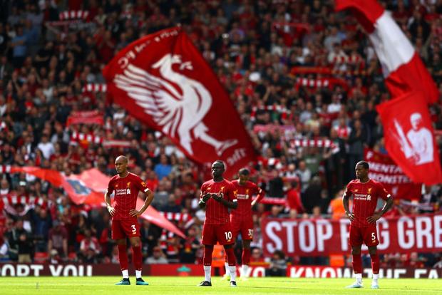 Gạt bỏ hục hặc, cặp đôi Salah - Mane tỏa sáng giúp Liverpool ngược dòng đánh bại Newcastle để tiếp tục bay cao trên ngôi đầu Ngoại hạng Anh - Ảnh 10.