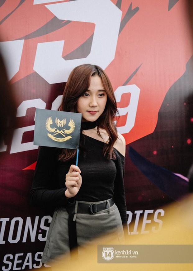Ngắm trọn bộ nhan sắc xinh đẹp, dễ thương của cô giáo Mina Young trong ngày chung kết VCS mùa Hè - Ảnh 13.