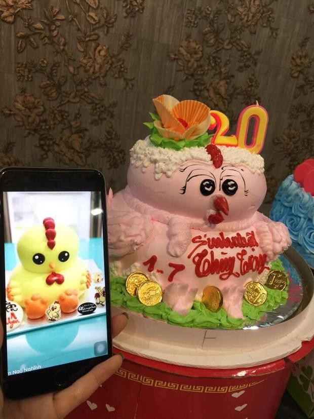 Order bánh kem cho tiệc sinh nhật, cô gái ngậm ngùi trải nghiệm cảm giác lúc đặt hết mình, lúc nhận hết hồn - Ảnh 2.