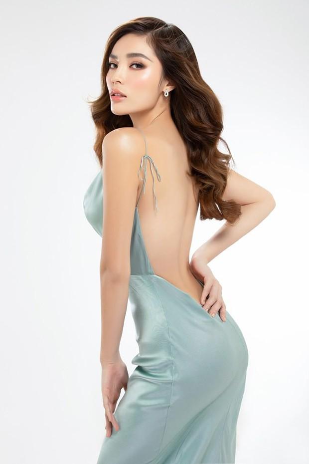 Kỳ Duyên khoe lưng trần gợi cảm, nhan sắc thăng hạng rõ rệt sau 5 năm đăng quang Hoa hậu Việt Nam - Ảnh 5.