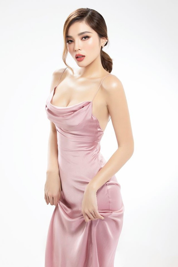 Kỳ Duyên khoe lưng trần gợi cảm, nhan sắc thăng hạng rõ rệt sau 5 năm đăng quang Hoa hậu Việt Nam - Ảnh 1.