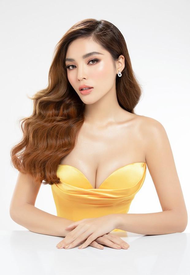 Kỳ Duyên khoe lưng trần gợi cảm, nhan sắc thăng hạng rõ rệt sau 5 năm đăng quang Hoa hậu Việt Nam - Ảnh 4.