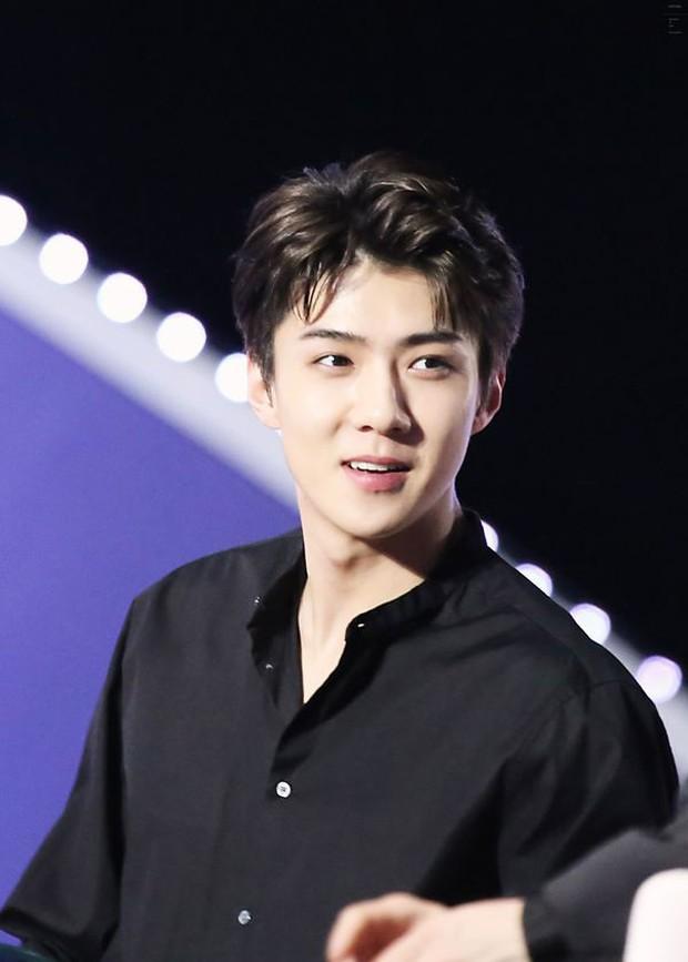 Những ông hoàng album Kpop tại Trung: 2 mẩu BTS tranh ngôi vương, Sehun dẫn đầu EXO, center X1 mới debut đã sánh ngang đàn anh - Ảnh 3.