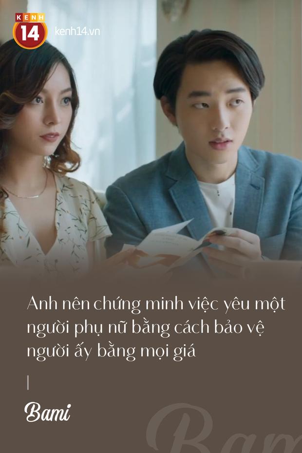 14 câu nói triết lý tình yêu khiến bạn gật gù tâm đắc, có người còn chột dạ khi xem phim Thái Thách Yêu 2 Năm - Ảnh 8.
