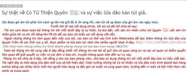 Nữ MC tố Sĩ Thanh đập hộp toàn hàng fake: từng bóc không trượt phát nào vài vụ khác, bao gồm cả vụ shop Changmakeup bán mỹ phẩm dỏm - Ảnh 4.