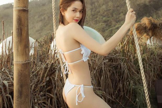 Bỏ qua các bức ảnh nude gây sốc, chuyến đi Bali của Ngọc Trinh cũng cho ra đời kha khá kiểu tạo dáng bikini độc - đẹp để chị em tham khảo nè! - Ảnh 5.