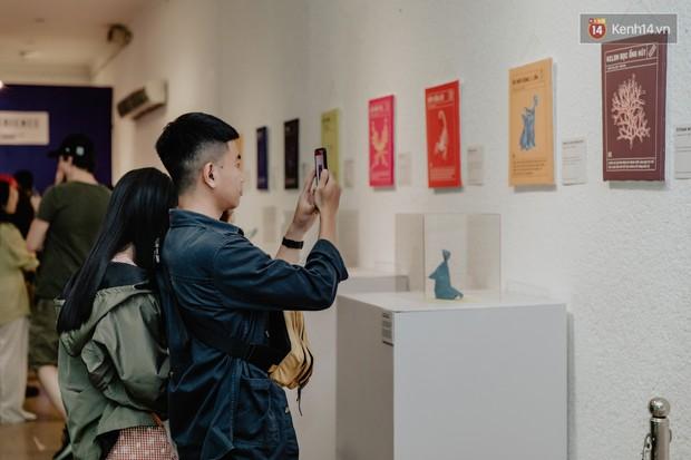 Giới trẻ Sài Gòn mãn nhãn với hàng loạt tác phẩm 3D tại triển lãm Loài Plastic: Lâu lắm rồi mới có một dự án bảo vệ môi trường thú vị như thế này! - Ảnh 7.