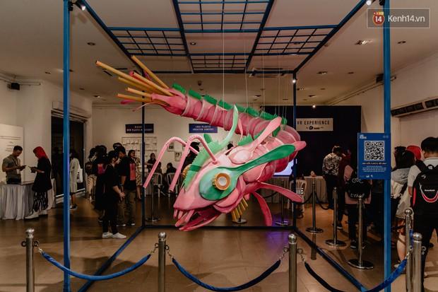 Giới trẻ Sài Gòn mãn nhãn với hàng loạt tác phẩm 3D tại triển lãm Loài Plastic: Lâu lắm rồi mới có một dự án bảo vệ môi trường thú vị như thế này! - Ảnh 1.