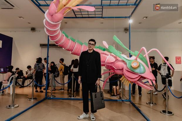 Giới trẻ Sài Gòn mãn nhãn với hàng loạt tác phẩm 3D tại triển lãm Loài Plastic: Lâu lắm rồi mới có một dự án bảo vệ môi trường thú vị như thế này! - Ảnh 3.