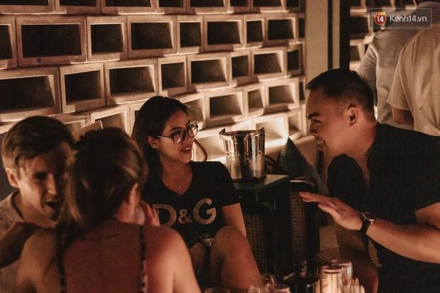 Ngắm loạt ảnh gái xinh kéo hội đi đu đưa lễ Trung thu, rich kid Tiên Nguyễn bất ngờ lọt ống kính - Ảnh 3.