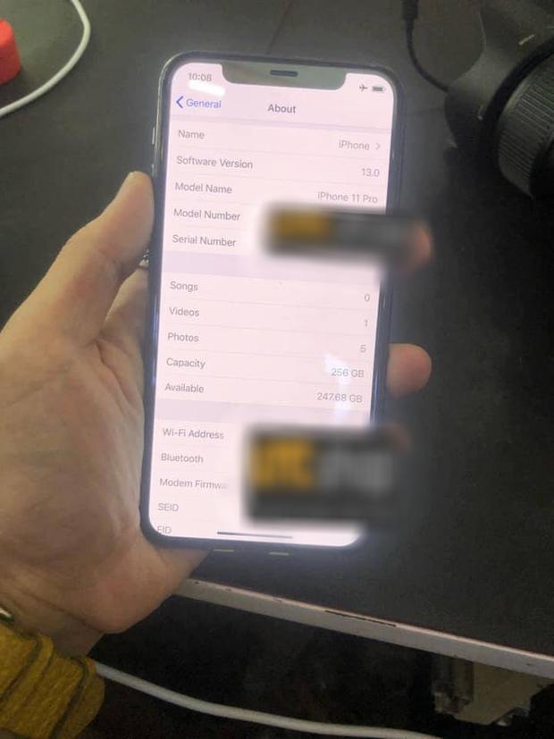 iPhone 11 Pro đã về Việt Nam: Không phải hàng dựng, nhưng sao có trước cả Apple mở bán? - Ảnh 2.