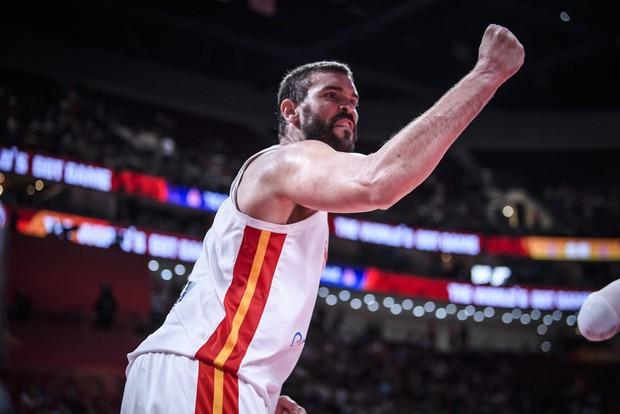 Bỏ lỡ cơ hội bằng vàng ở giây cuối cùng, Úc cay đắng nhìn Tây Ban Nha tiến vào chung kết FIBA World Cup 2019 - Ảnh 1.