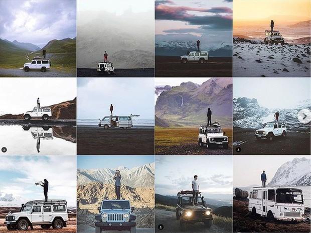 Khi bức ảnh đẹp trở nên xấu: Instagram và kiểu chụp hình tư duy tập thể - Ảnh 1.