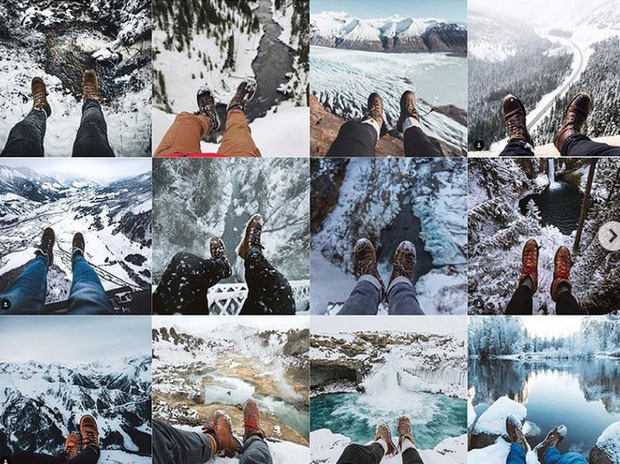 Khi bức ảnh đẹp trở nên xấu: Instagram và kiểu chụp hình tư duy tập thể - Ảnh 2.