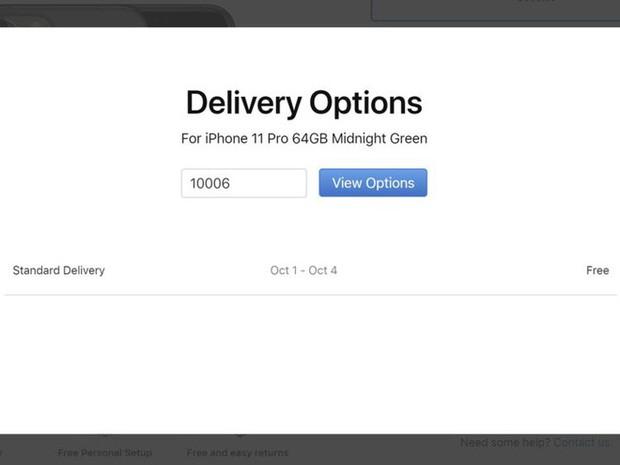 iPhone 11 khan hàng chỉ vài giờ sau khi mở đơn online, thời gian giao máy bị đẩy lùi nhiều tuần - Ảnh 1.