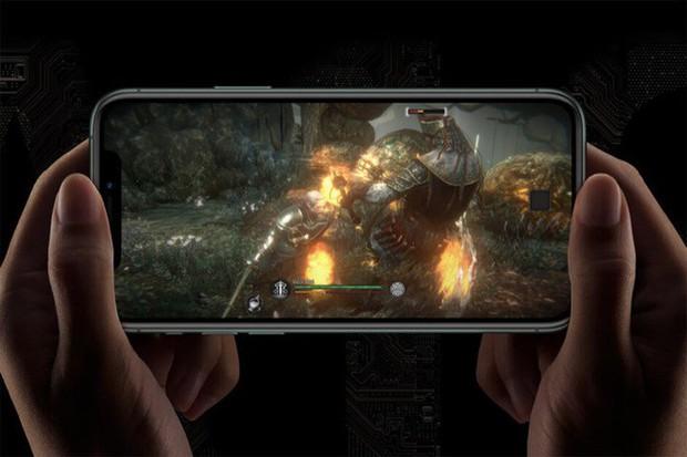 iPhone 11 Pro Max siêu nặng, trọng lượng ăn đứt hầu hết các smartphone hiện nay - Ảnh 1.