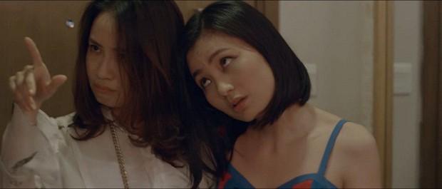 """""""Đôi bạn cùng khổ"""" Khuê - San (Hoa Hồng Trên Ngực Trái): Mỗi người một vẻ nhưng đều phát khóc vì nhà chồng - Ảnh 1."""