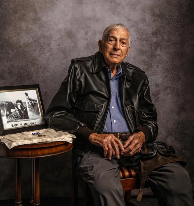 Nhiếp ảnh tôn vinh: Chụp chân dung những cựu chiến binh Thế chiến thứ 2 cuối cùng - Ảnh 3.