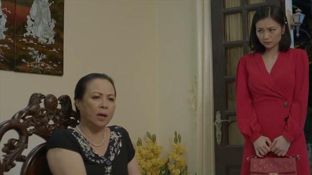 Liên (Những Nhân Viên Gương Mẫu) và San (Hoa Hồng Trên Ngực Trái) mà song kiếm hợp bích thì mẹ chồng chỉ biết câm nín! - Ảnh 7.