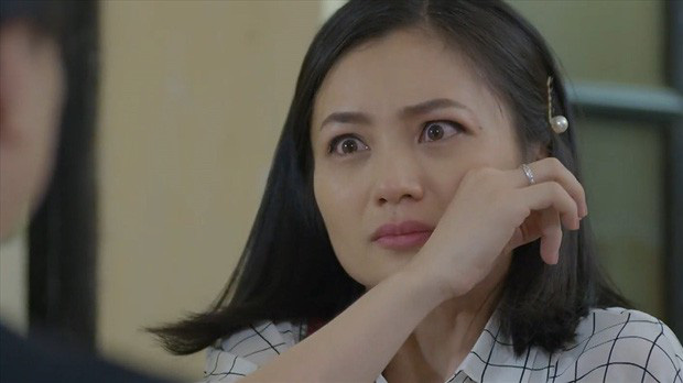 """""""Đôi bạn cùng khổ"""" Khuê - San (Hoa Hồng Trên Ngực Trái): Mỗi người một vẻ nhưng đều phát khóc vì nhà chồng - Ảnh 11."""