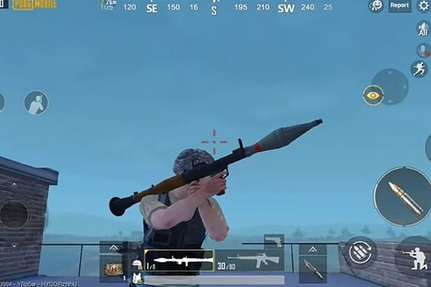PUBG Mobile: Những vũ khí hạng nặng nào đang xuất hiện trong chế độ mới Payload? - Ảnh 3.