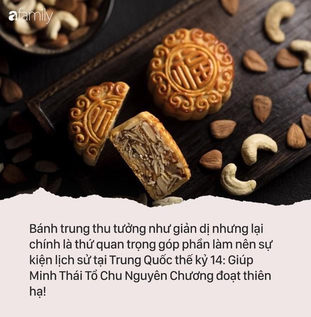 Nghe có vẻ khó tin, nhưng bánh trung thu đã từng giúp Hoàng đế Trung Hoa đoạt thiên hạ, dựng nên cả một triều đại - Ảnh 1.