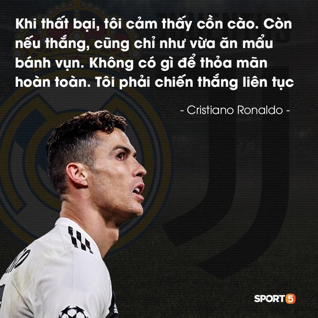 Chuyện lúc 0h: Cứ mỗi ngày, Ronaldo lại trẻ ra, và phi phàm hơn - Ảnh 3.