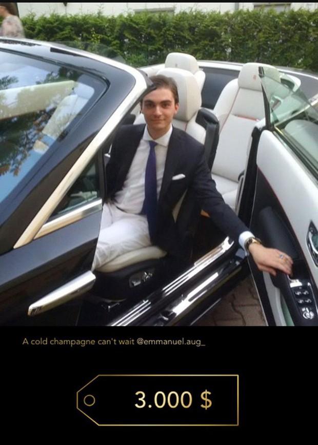 Câu chuyện đằng sau trang web mà hội con nhà giàu phải trả cả nghìn đô để được đăng 1 bức ảnh lên - Ảnh 2.