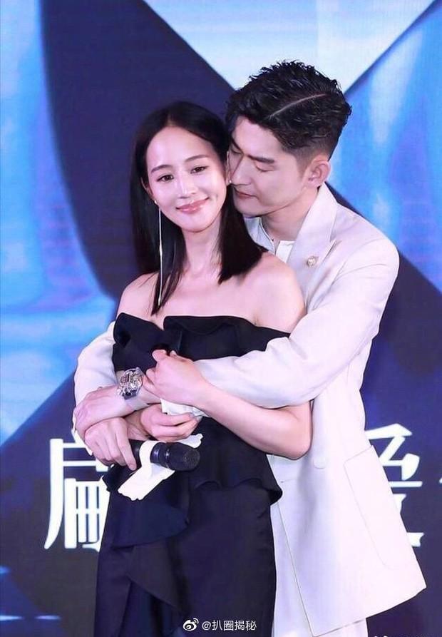 Cbiz thêm cặp đôi bí mật kết hôn: Đại Boss Trương Hàn chuẩn bị làm đám cưới với Hải Lan Trương Quân Ninh? - Ảnh 1.