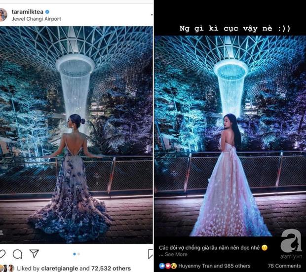 Mina Phạm - vợ 2 đại gia Minh Nhựa đăng story xoáy thẳng vào phốt photoshop ảnh, hỏi ngược: Ảnh ăn cắp đây ư? - Ảnh 4.