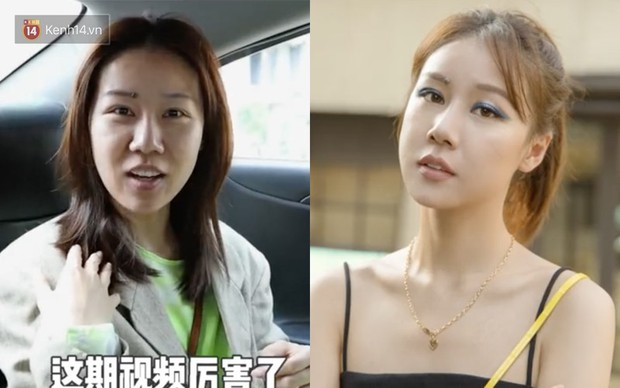 Góc chơi lớn: blogger xứ Trung chi 232 triệu VNĐ sang Hàn để được chuyên gia của Black Pink makeup giống Jennie - Ảnh 4.