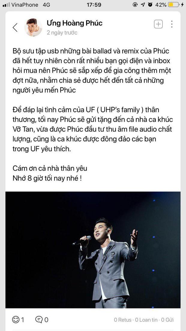 Ưng Hoàng Phúc, Jack, Huỳnh Lập cùng dàn sao Việt hào hứng chia sẻ những bài đăng mới nhất lên MXH Lotus - Ảnh 2.