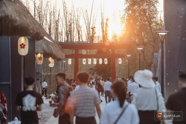 Khai trương Vườn Nhật đẳng cấp hàng đầu Đông Nam Á ngay tại Hà Nội, giới trẻ lại có thêm chỗ check in đẹp lung linh rồi này - Ảnh 7.
