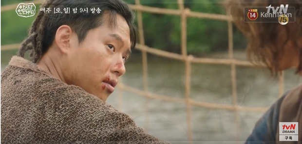 Arthdal Niên Sử Kí tập 15: Kinh hoàng với trận đại thảm sát, Kim Ji Won suýt chết thảm 3 lần nếu không có Song Joong Ki! - Ảnh 18.