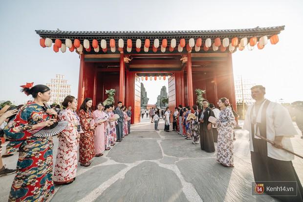 Khai trương Vườn Nhật đẳng cấp hàng đầu Đông Nam Á ngay tại Hà Nội, giới trẻ lại có thêm chỗ check in đẹp lung linh rồi này - Ảnh 2.
