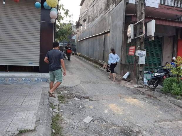 Hàng xóm bàng hoàng kể lại giây phút anh trai cầm dao truy sát cả nhà em gái ở Thái Nguyên - Ảnh 1.
